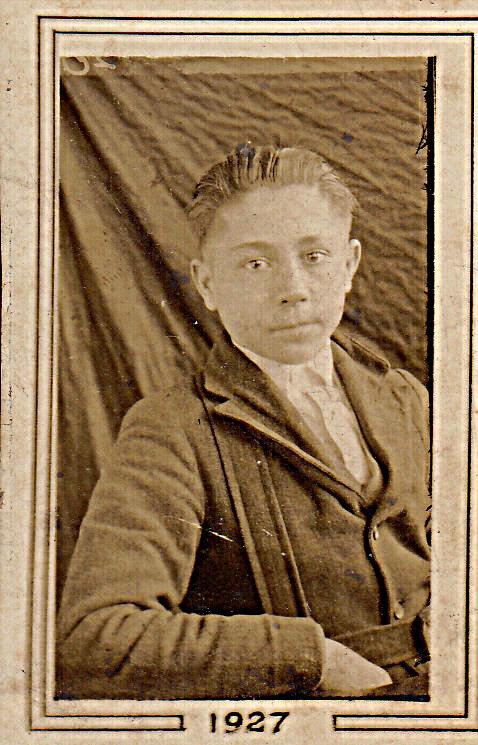 Family History Frank Shorty Lopatka